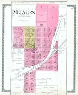 Melvern, Mayes, Osage County 1918